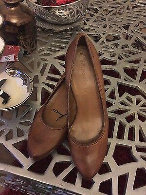 Luxury Original Schuh von Tamaris NEU - Größe 40 , Farbe Holz