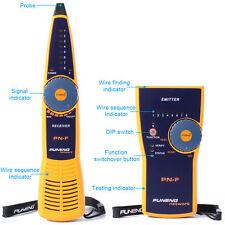 Telephone Phone RJ45 Wire Tracker Ethernet LAN Network Cable Tester Probe BI11