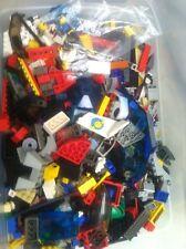 500 + Genuine Lego Pieces Bricks Parts Random Assortment Lot F +1 Mini-Figure