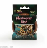 Lee's Aquarium & Pet Products Meal Worm Dish