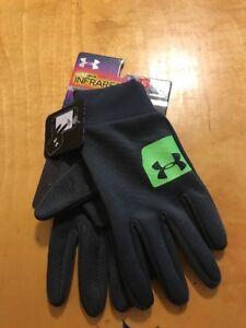 0527bb1e633c5 $39.99 Mens XL under armor infrared gloves P6 888376525828 | eBay