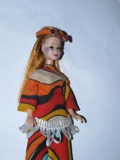 Custom Pippa Doll Tammie  In Hippy Outfit - EXC COND !!