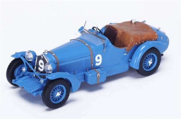 Spark Model Alfa Romeo 8C P. Etancelin 1 43 43LM34