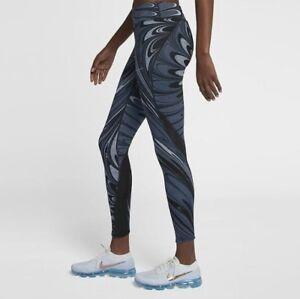 Nike-Epic-Lux-Women-039-s-Printed-Running-Tights-AH5571-471