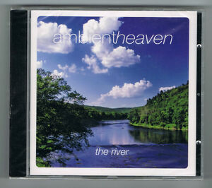 AMBIENT-HEAVEN-THE-RIVER-CD-9-TRACKS-2011-NEUF-NEW-NEU