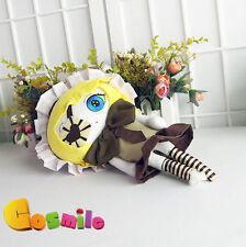 Vocaloid Kagamine Rin Hatsune Miku Senbonzakura Sakura Doll Toy Plush Cosplay Sa