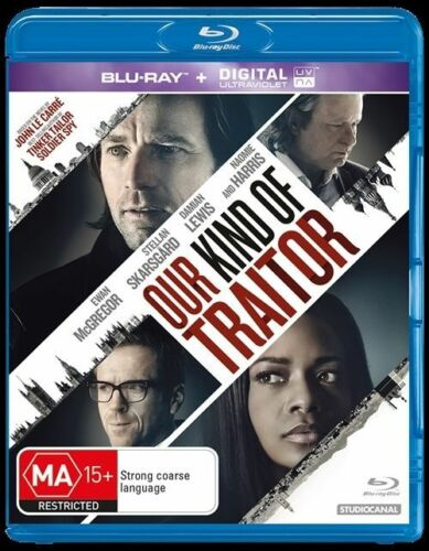 1 of 1 - Our Kind Of Traitor (Blu-ray, 2016)
