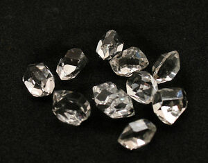 4976-10-ST-Herkimer-034-Diamonds-034-034-Diamond-034-Herkimer-Quartz-USA