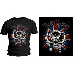 Motorhead-Britannico-Warpig-Ufficiale-Merce-T-Shirt-M-L-XL-Nuovo