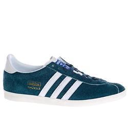 Q23175 Cobalto Blu 46 Gazelle Adidas Scamosciate Suede Nr ZPO0AqA