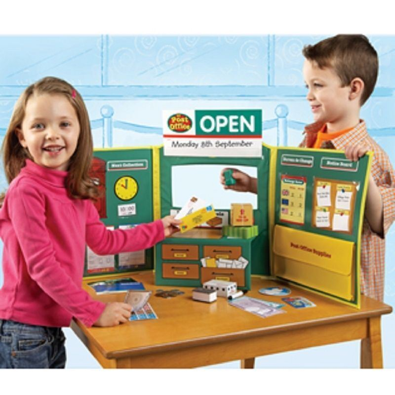 Learning Resources - Pretend & Play Post Office Set