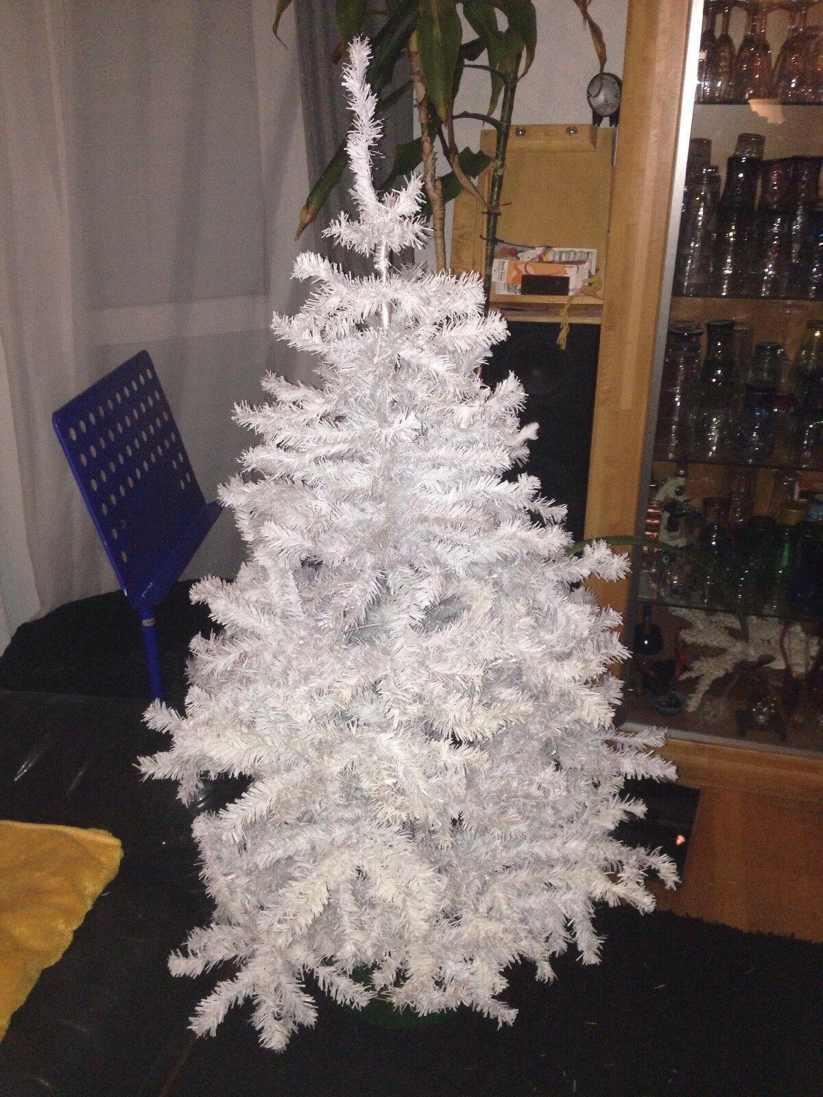 Künstlicher Weihnachtsbaum 150 Cm.Künstlicher Weihnachtsbaum Weihnachtsbaum Weihnachtsbaum Weiß 150 Cm