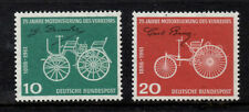 (Ref-4726) Germany 1961 Daimler-Benz Patent SG.1277/1278 Mint (MNH)