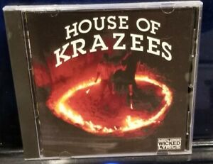House of Krazees - Home Sweet Home CD Gathering Press HOK twiztid the r.o.c. icp