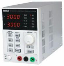 bench power supply 0-30V 0-3A with LED display single output fully adjustable