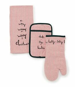 Kate-Spade-Holiday-Very-Merry-Twill-3-Piece-Kitchen-Linens-Set