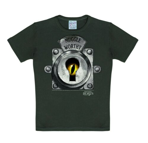 Fantastique tierwesen-magie-Boîtier Worthy Enfants T-shirt logoshirt Film