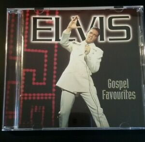ELVIS-PRESLEY-039-ELVIS-GOSPEL-FAVOURITES-039-AUSTRALIAN-IMPORT-CD-BOOKLET-NEW