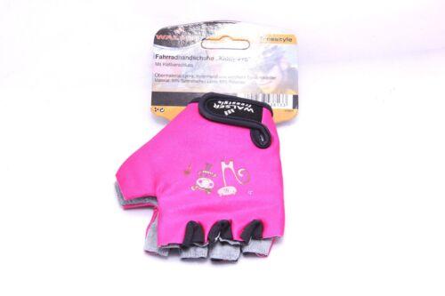 pink 43813 *NEU* Walser Kinder Fahrradhandschuhe Rad Handschuhe Größe XXS