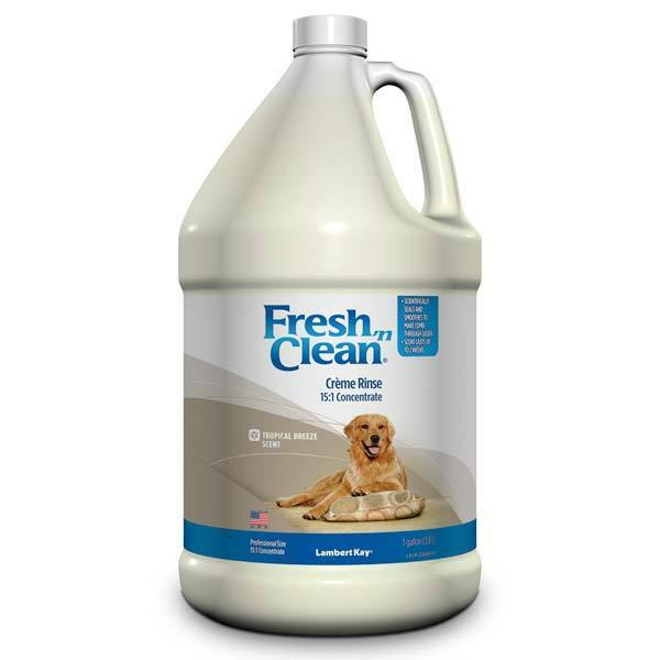 Tropical Breeze Creme Rinse Professional Dog and Cat Concentrate Concentrate Concentrate Gallon 579ac3