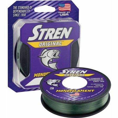 Stren Original Monofilament 4 6 8 10 12 14 lb 330yd//300m All Colors