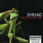 Love Is the New Hate by Shihad (CD, May-2005, Wea/Warner)