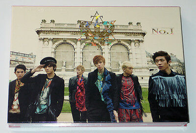 Teen Top - No. 1 (Vol. 1) [Normal Edition] CD+60p Photobook+Photocard