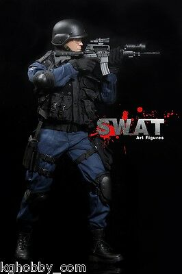 ART FIGURE 1/6 AF 013 LAPD SWAT TEAM SOLDIERS FORTUNE COLIN FARRELL  Jim Street