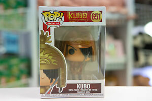 IN ARMOUR KUBO FUNKO POP #651 *UK STOCK* MOVIES: KUBO /& THE TWO STRINGS