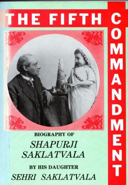 SHAPURJI SAKLATVALA BIOGRAPHY  -  FIRST COMMUNIST MP FOR NORTH BATTERSEA (19910