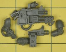 Warhammer 40K Space Marines Deathwatch Kill Team Infernus Heavy Bolter