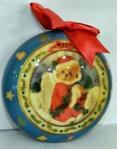 Cherished-Teddies-Season-Of-Peace-Hanging-Ornament