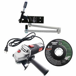 All American Sharpener 5005 Adjustable Lawn Mower Blade
