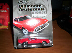 FORD-MUSTANG-MACH-1-1971-SERIE-007-HOT-WHEELS-SCALA-1-64