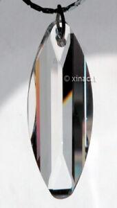 38mm-Surf-Strass-SWAROVSKI-Austrian-Crystal-Clear-8950-8041-Prism-Pendant-1-1-2-034