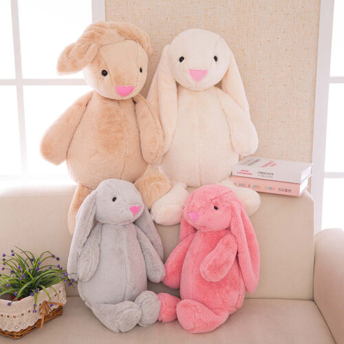2019 Cute Plush Doll Toy Stuffed Animal Bunny Soft Baby Rabbit Toy Lover/'s Gift