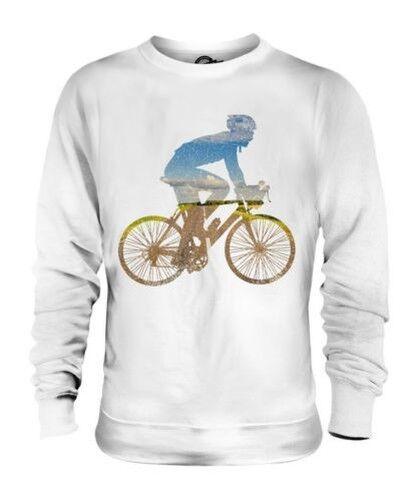 Road Ciclista Unisex Suéter Regalo Top Bici Aire Libre
