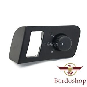 Left hand passenger side for Renault Master 2003-15 Wide Angle wing mirror glass