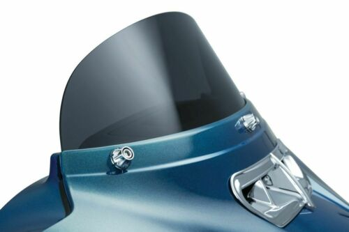 Kuryakyn Chrome Decorative Windshield Screws Trim Accent Harley Batwing 2014-20