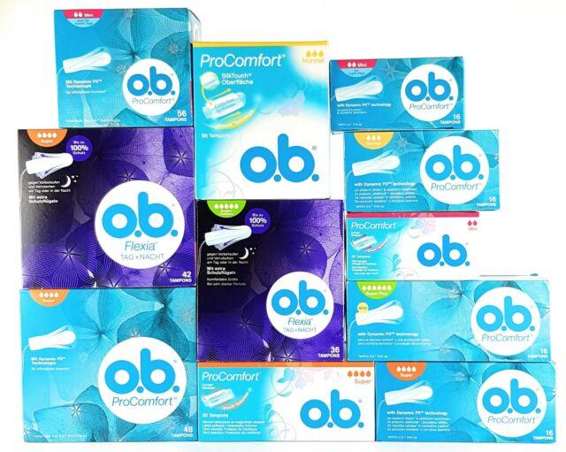 Pro Comfort Tampons Mini 56/pcs. O.B