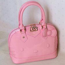 HelloKitty Handbag Tote Shoulder Bag 2017  New Pink  Pu Bow Small Size
