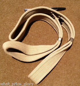 Mills Tropical Web Sling for Trapdoor Springfield and Krag