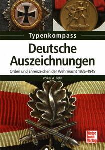 Deutsche-Auszeichnungen-Orden-und-Ehrenzeichen-der-Wehrmacht-1936-1945-Behr