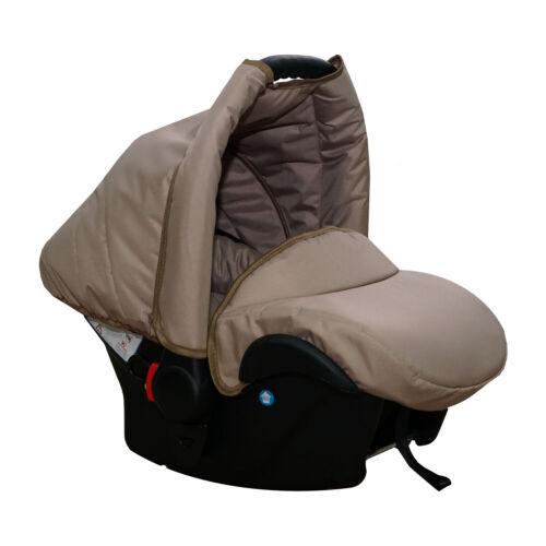 Baby Pram Kinderwagen Babytragetasche Buggy Autositz Abschließen Neugeborenes 31