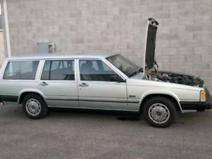 1988 Volvo 740 GLE Wagon