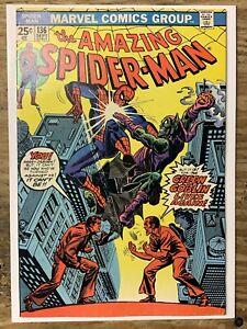 The Amazing Spider-Man #136/Harry Osborn Becomes Green Goblin/FN-VF