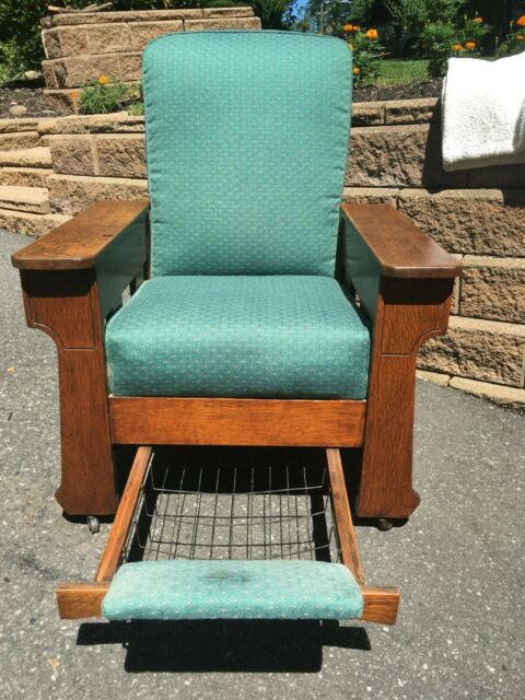 Mission ROYAL MORRIS CHAIR pushbutton recliner