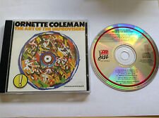 Ornette Coleman - Art of the Improvisers (1995) CD QUALITY CHECKED & FAST