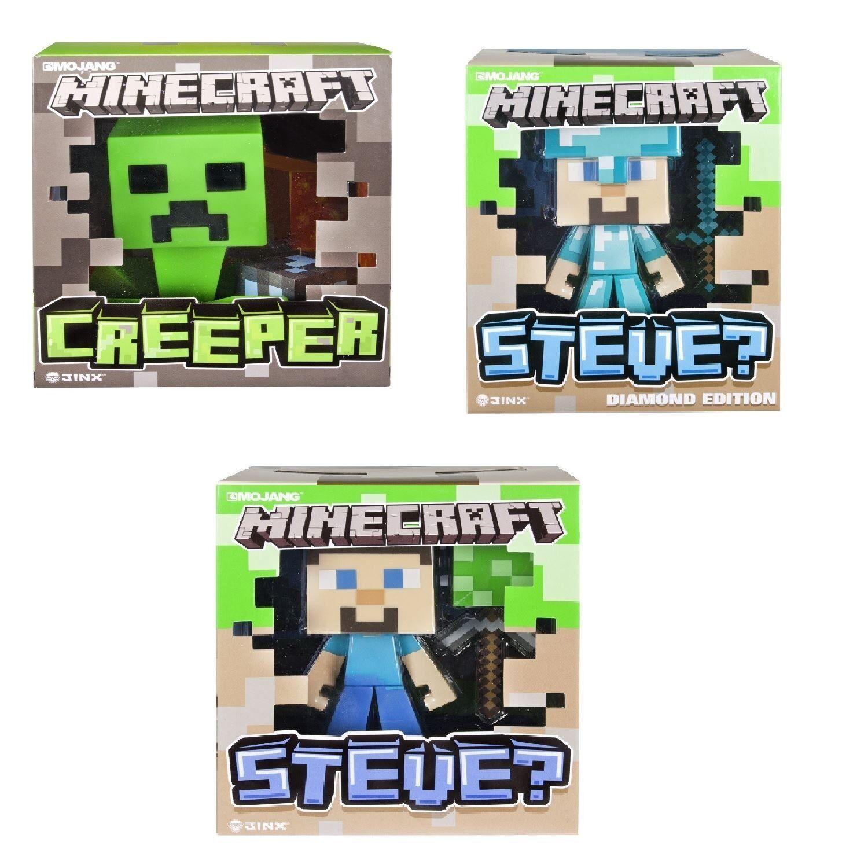 Noël, envoie de la la la joie Minecraft Vinyle 6