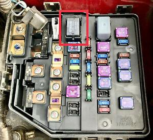 569-Honda-02-16-4-Pin-Power-Black-Micro-Relay-39794SDAA03-G8HL-H71-12VDC-Civic
